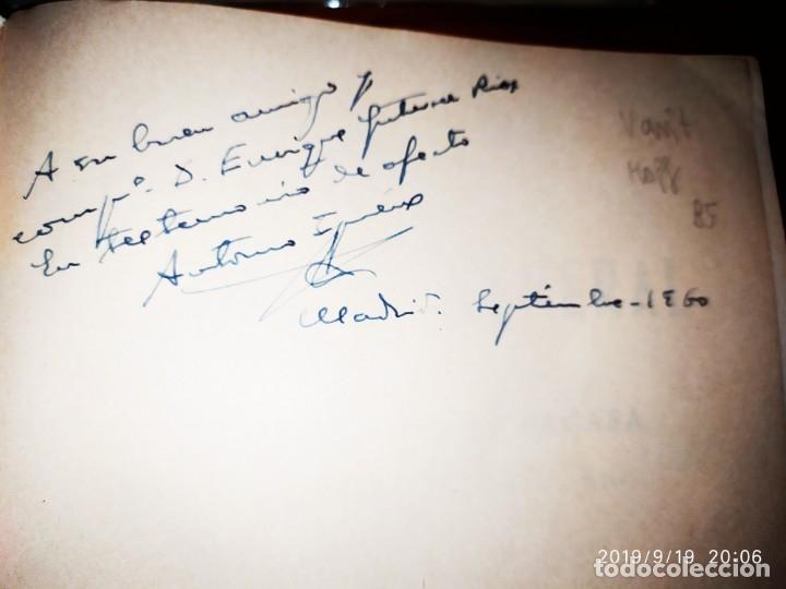 Libros de segunda mano de Ciencias: TOMO I TOMO II TRATADO DE QUÍMICA GENERAL ANTONIO IPIENS LACASA NOVENA FIRMADO AUTOR 1959 DEDICADO - Foto 31 - 176858293