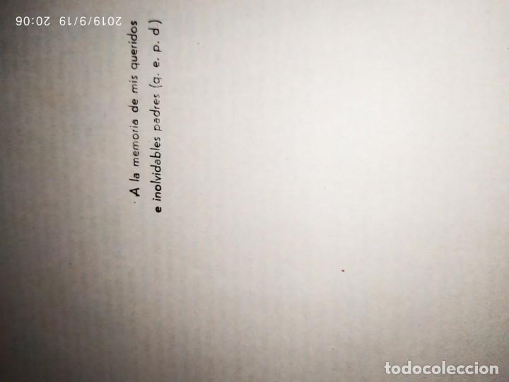 Libros de segunda mano de Ciencias: TOMO I TOMO II TRATADO DE QUÍMICA GENERAL ANTONIO IPIENS LACASA NOVENA FIRMADO AUTOR 1959 DEDICADO - Foto 41 - 176858293