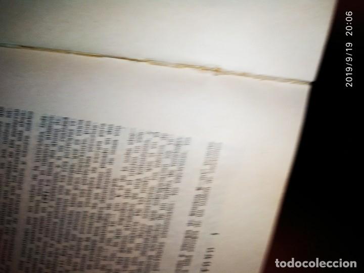 Libros de segunda mano de Ciencias: TOMO I TOMO II TRATADO DE QUÍMICA GENERAL ANTONIO IPIENS LACASA NOVENA FIRMADO AUTOR 1959 DEDICADO - Foto 46 - 176858293