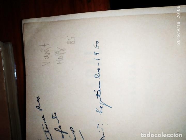 Libros de segunda mano de Ciencias: TOMO I TOMO II TRATADO DE QUÍMICA GENERAL ANTONIO IPIENS LACASA NOVENA FIRMADO AUTOR 1959 DEDICADO - Foto 47 - 176858293