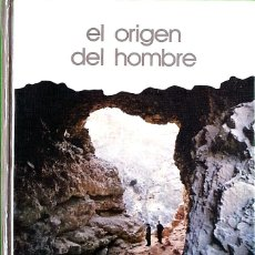 Libros de segunda mano: EL ORIGEN DEL HOMBRE - BIBLIOTECA SALVAT DE GRANDES TEMAS. Lote 176882619
