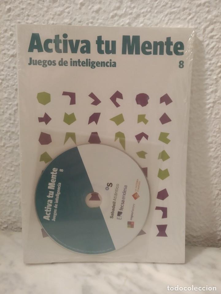 Libros de segunda mano de Ciencias: Lote Activa tu Mente - Foto 2 - 176934789