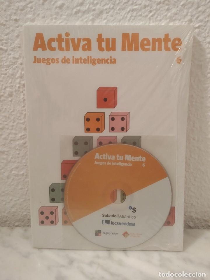 Libros de segunda mano de Ciencias: Lote Activa tu Mente - Foto 4 - 176934789