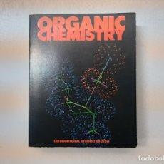 Libros de segunda mano de Ciencias: ORGANIC CHEMISTRY POR K. PETER C. VOLLHARDT (1987) - VOLLHARDT, K. PETER C.. Lote 190358821