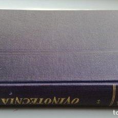 Libros de segunda mano: OVINOTECNIA - MAURICIO B HELMAN - T 2 - CRIANZA MEJORA MANEJO ADMINSTRACION/ CO31. Lote 177626843