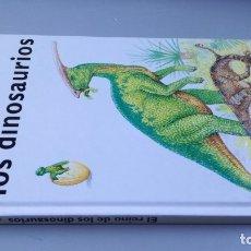Libros de segunda mano: EL REINO DE LOS DINOSAURIOS - CONOCIMIENTOS EDELVIVES - ISABELLE BOURDIAL - WILLIAN FRASCHINI / C. Lote 177627465