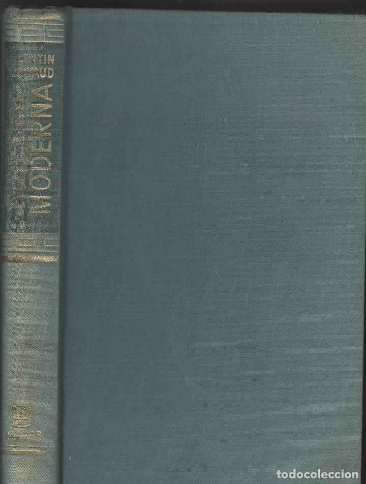 ALGEBRA MODERNA DE LENTIN-RIVAUD (Libros de Segunda Mano - Ciencias, Manuales y Oficios - Física, Química y Matemáticas)