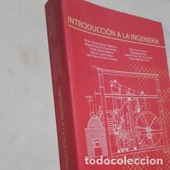 Libros de segunda mano de Ciencias: INTRODUCCION A LA INGENIERIA - UPV (UNIVERSIDAD POLITECNICA DE VALENCIA) 2007 - Foto 5 - 178004669