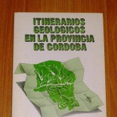 Libros de segunda mano: ITINERARIOS GEOLÓGICOS DE LA PROVINCIA DE CÓRDOBA (PRAXIS) / RAFAEL M. ÁLVAREZ SUÁREZ... [ET AL.]. Lote 178104440