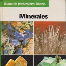 Libros de segunda mano: MINERALES (GUÍA). Lote 178771751