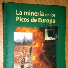 Libros de segunda mano: LA MINERÍA EN LOS PICOS DE EUROPA POR M. GUTIÉRREZ CLAVEROL Y C. LUQUE CABAL / ED. NOEGA, GIJÓN 2000. Lote 178943541