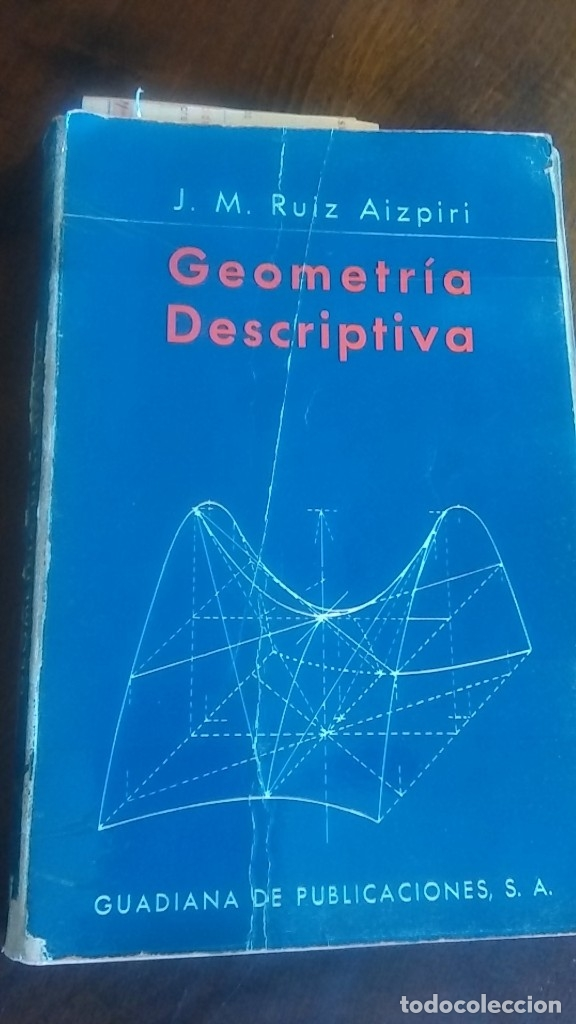 Libros de segunda mano de Ciencias: 3LIBROS GEOMETRIA DESCRIPTIVA PROBLEMAS GRAFICOS GEOMETRIA APUNTES GEOMETRIA DESCRIPTIVA - Foto 2 - 178976336