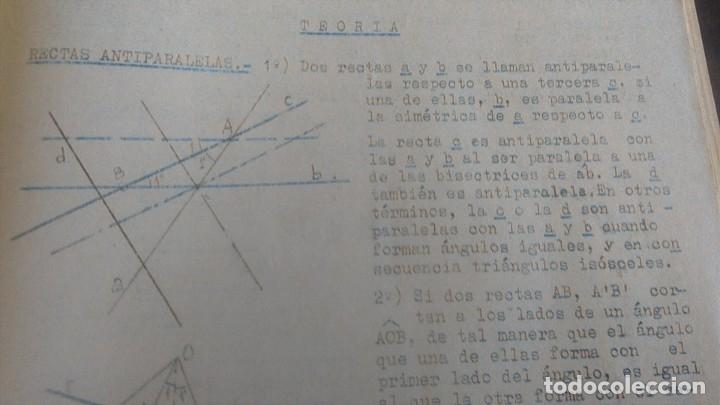 Libros de segunda mano de Ciencias: 3LIBROS GEOMETRIA DESCRIPTIVA PROBLEMAS GRAFICOS GEOMETRIA APUNTES GEOMETRIA DESCRIPTIVA - Foto 19 - 178976336