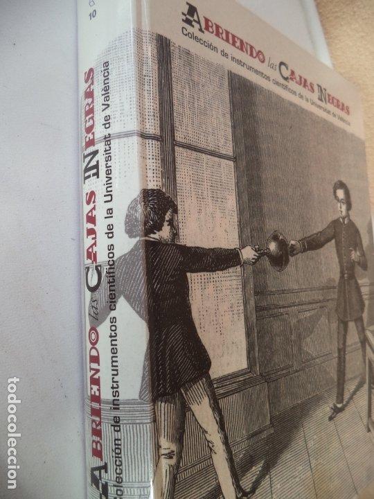 Libros de segunda mano de Ciencias: ABRIENDO LAS CAJAS NEGRAS.PERFECTO ESTADO UNIVERSIDAD DE VALENCIA 29X23 CM - Foto 7 - 179003507
