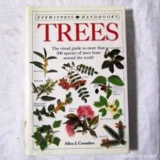 Libros de segunda mano: GUÍA DE ÁRBOLES. TREES, A.J. COOMBES EYEWITNESS HAND BOOKS 1992. Lote 179042436