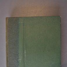 Libros de segunda mano de Ciencias: MECÁNICA GENERAL. FERMÍN CASARES BESCANSA. ED. GRÁFICAS REUNIDAS. MADRID 1921 - FERMÍN CASARES BESCA. Lote 179082382