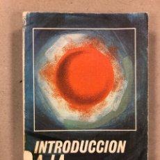 Libros de segunda mano: INTRODUCCIÓN A LA GEOLOGÍA. H.H. READ Y J. WATSON. EDITORIAL ALHAMBRA 1975. ILUSTRADO. 683 PÁGINAS.. Lote 179174892