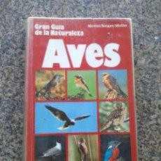 Libros de segunda mano: GRAN GUIA DE LA NATURALEZA -- AVES -- EVEREST --1989 --. Lote 179179012