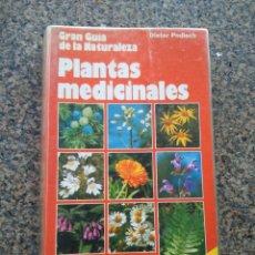 Libros de segunda mano: GRAN GUIA DE LA NATURALEZA -- PLANTAS MEDICINALES -- EVEREST --1989 --. Lote 179179822