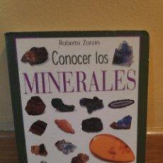 Libros de segunda mano: CONOCER LOS MINERALES ROBERTO ZORZIN. Lote 179204676