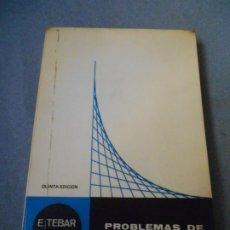 Libros de segunda mano de Ciencias: PROBLEMAS DE ALGEBRA LINEAL I. Lote 179326990