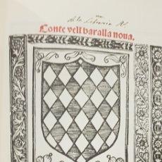 Libros de segunda mano de Ciencias: SUMARIO BREVE DE LA PRACTICA DE LA ARITHMETICA,JUAN JOFFRE. Lote 179330061