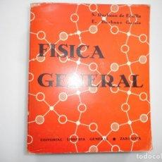 Livres d'occasion: S. BURBANO DE ERCILLA FÍSICA GENERAL Y96557. Lote 180091655