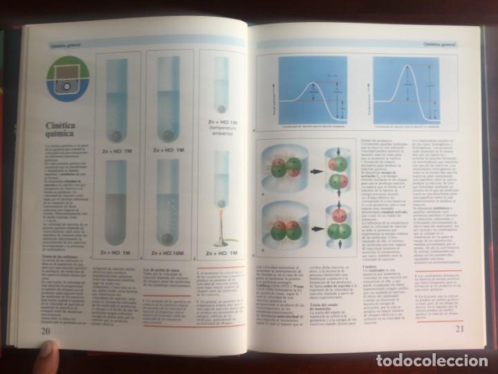 Libros de segunda mano de Ciencias: Atlas de Quimica. Colección gran enciclopedia de las ciencias. Completo compendio sobre la química, - Foto 6 - 180255681