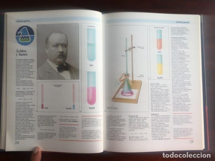 Libros de segunda mano de Ciencias: Atlas de Quimica. Colección gran enciclopedia de las ciencias. Completo compendio sobre la química, - Foto 7 - 180255681