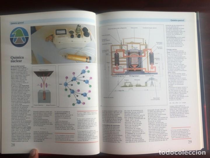 Libros de segunda mano de Ciencias: Atlas de Quimica. Colección gran enciclopedia de las ciencias. Completo compendio sobre la química, - Foto 8 - 180255681
