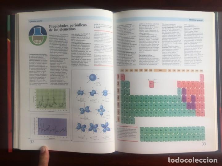 Libros de segunda mano de Ciencias: Atlas de Quimica. Colección gran enciclopedia de las ciencias. Completo compendio sobre la química, - Foto 9 - 180255681