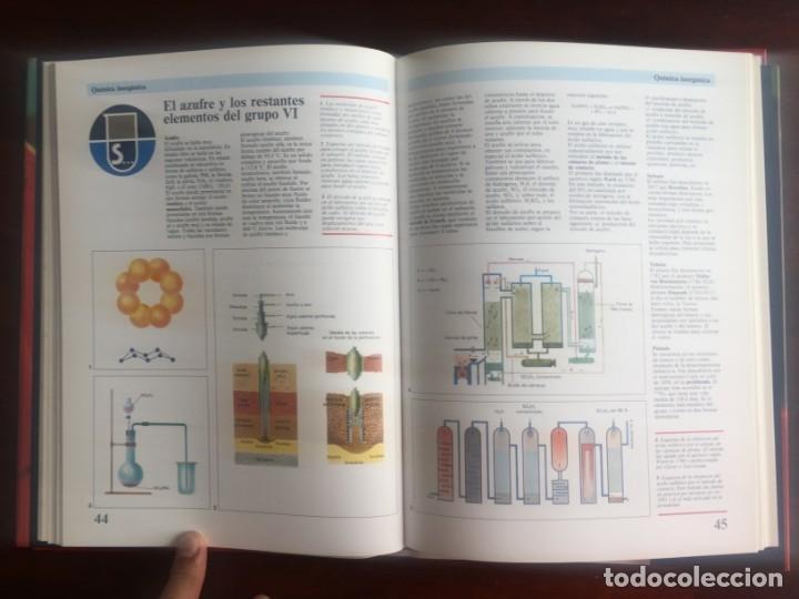 Libros de segunda mano de Ciencias: Atlas de Quimica. Colección gran enciclopedia de las ciencias. Completo compendio sobre la química, - Foto 12 - 180255681