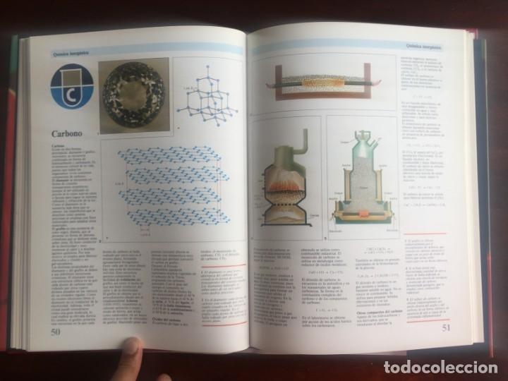 Libros de segunda mano de Ciencias: Atlas de Quimica. Colección gran enciclopedia de las ciencias. Completo compendio sobre la química, - Foto 13 - 180255681
