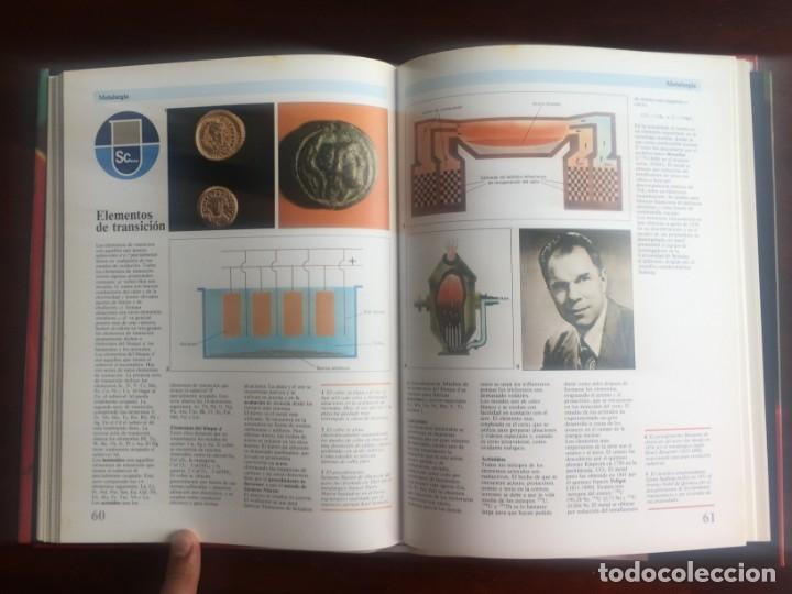 Libros de segunda mano de Ciencias: Atlas de Quimica. Colección gran enciclopedia de las ciencias. Completo compendio sobre la química, - Foto 14 - 180255681