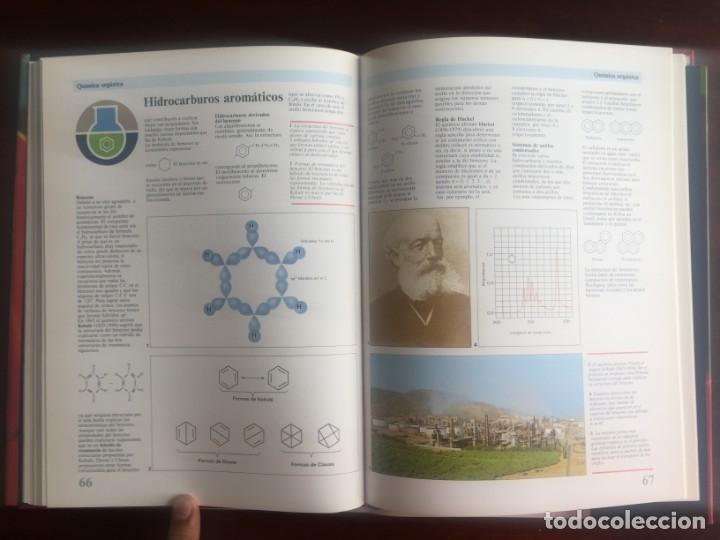 Libros de segunda mano de Ciencias: Atlas de Quimica. Colección gran enciclopedia de las ciencias. Completo compendio sobre la química, - Foto 15 - 180255681