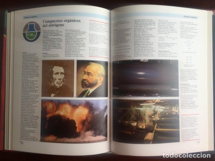 Libros de segunda mano de Ciencias: Atlas de Quimica. Colección gran enciclopedia de las ciencias. Completo compendio sobre la química, - Foto 16 - 180255681