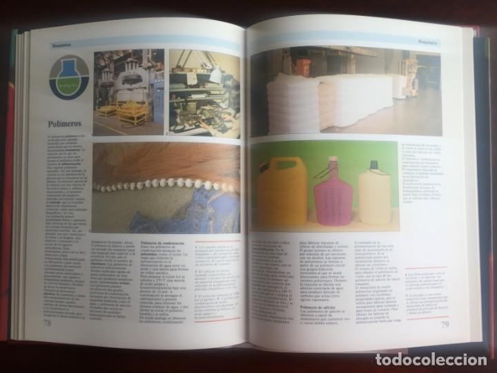 Libros de segunda mano de Ciencias: Atlas de Quimica. Colección gran enciclopedia de las ciencias. Completo compendio sobre la química, - Foto 17 - 180255681