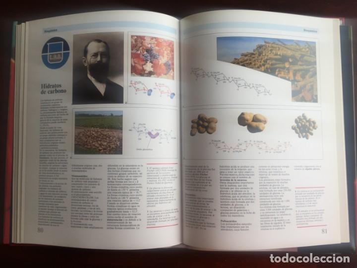Libros de segunda mano de Ciencias: Atlas de Quimica. Colección gran enciclopedia de las ciencias. Completo compendio sobre la química, - Foto 18 - 180255681