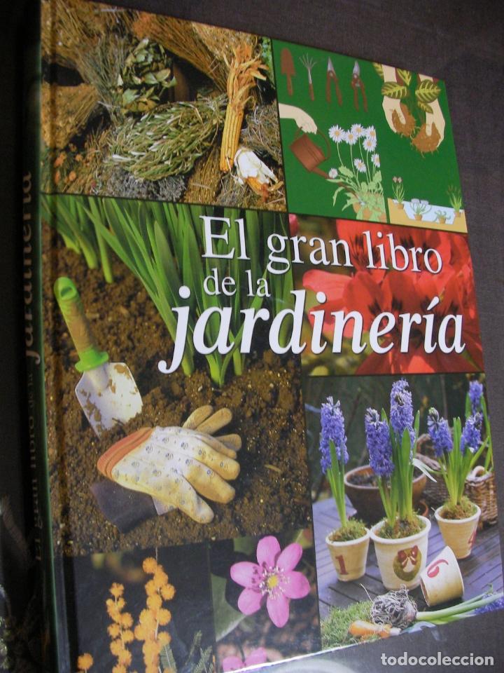 EL GRAN LIBRO DE LA JARDINERIA (Libros de Segunda Mano - Ciencias, Manuales y Oficios - Biología y Botánica)