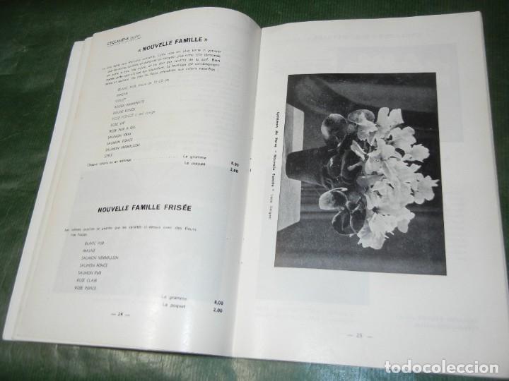Libros de segunda mano: CATALOGO ÉTÉ AUTOMNE ANNEE 1965 CHARLES GABORIAU GRAINES -BIARRITZ - Foto 4 - 180271732