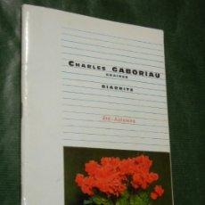 Libros de segunda mano: CATALOGO ÉTÉ AUTOMNE ANNEE 1965 CHARLES GABORIAU GRAINES -BIARRITZ. Lote 180271732