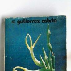 Libros de segunda mano: BIOESTADISTICA GUTIÉRREZ CABRIA. Lote 180455846
