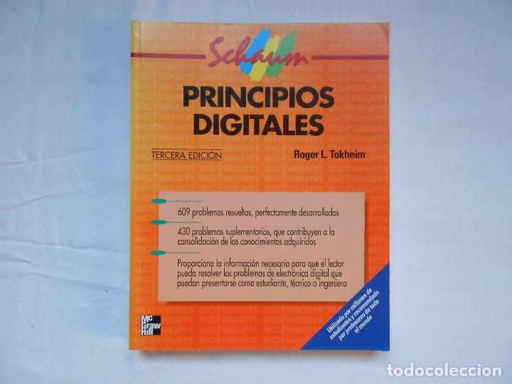 PRINCIPIOS DIGITALES - ROGER L. TOKHEIM - MC GRAW - HILL - TERCERA EDICIÓN - 2001 (Libros de Segunda Mano - Ciencias, Manuales y Oficios - Física, Química y Matemáticas)