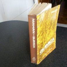 Libros de segunda mano de Ciencias: 66-QUIMICA-CURSO UNIVERSITARIO. Lote 181964481