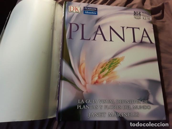 Libros de segunda mano: Planta, de Janet Marinelli (ed.). Excelente estado. Royal Botanic Gardens Kew. Pearson Alhambra. - Foto 2 - 235286280