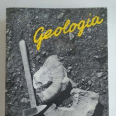 Livres d'occasion: GEOLOGÍA. MELENDEZ FUSTER. 1984. Lote 182197148
