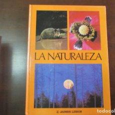 Libros de segunda mano: LA NATURALEZA. AMV.. Lote 182306392