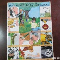 Libros de segunda mano: GUÍA PRÁCTICA ILUSTRADA PARA LOS AMANTES DE LA NATURALEZA. AMV.. Lote 182397286