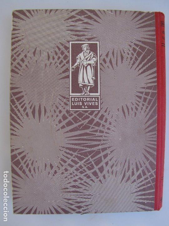 Libros de segunda mano de Ciencias: Física y química. Edelvives. 1961. Cuarto curso - Foto 6 - 182836547