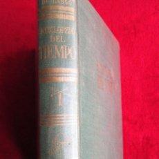 Libros de segunda mano: ENCICLOPEDIA DEL TIEMPO - PEDRO RODRIGO. Lote 183251537